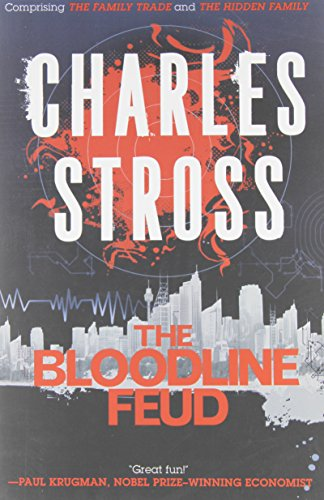 9780765378668: The Bloodline Feud: A Merchant Princes Omnibus