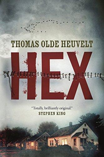 9780765378811: HEX