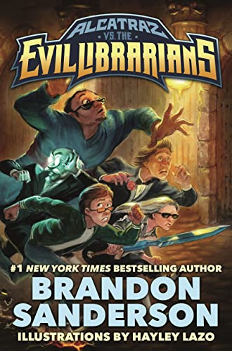9780765378941: Alcatraz vs. the Evil Librarians