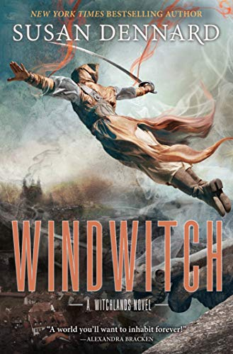 9780765379306: WINDWITCH (Witchlands)