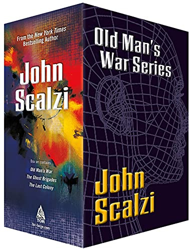 9780765379382: Old Man's War Boxed Set I: Old Man's War, The Ghost Brigades, The Last Colony