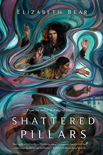 9780765379641: Shattered Pillars (Eternal Sky)