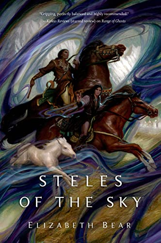 9780765379658: Steles of the Sky (Eternal Sky)