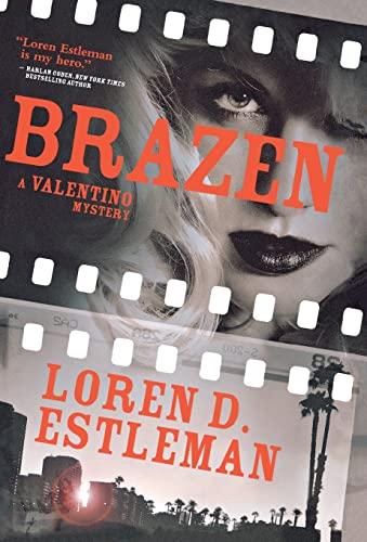9780765380463: Brazen: A Valentino Mystery (Valentino Mysteries)
