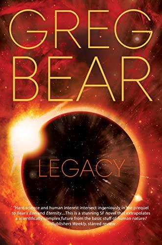 9780765380500: Legacy: A Novel (Eon)