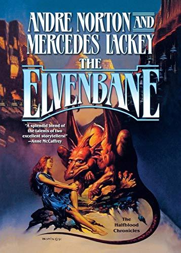 9780765380517: The Elvenbane (Halfblood Chronicles)