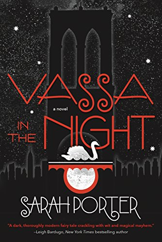 9780765380548: Vassa in the Night: A Novel