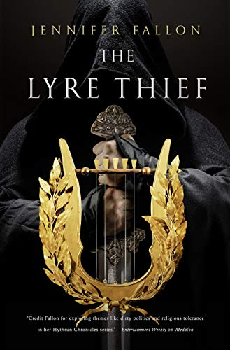 9780765380791: The Lyre Thief (The Hythrun Chronicles)