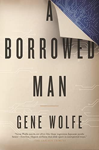 9780765381156: Borrowed Man