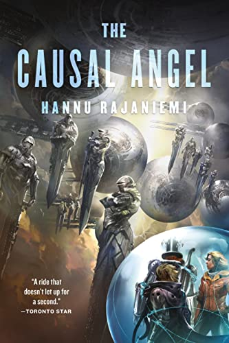 9780765381279: The Causal Angel (Jean le Flambeur)