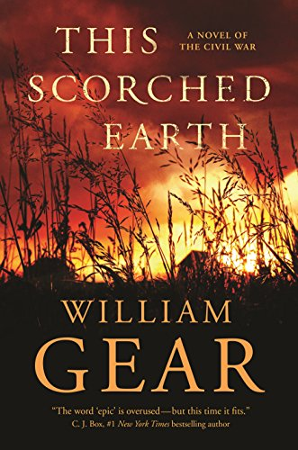Book Cover: This Scorched Earth