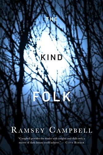 9780765382450: The Kind Folk: A Novel