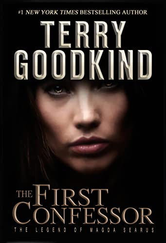 9780765383068: The First Confessor: The Legend of Magda Searus