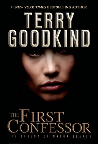 9780765383112: The First Confessor: The Legend of Magda Searus