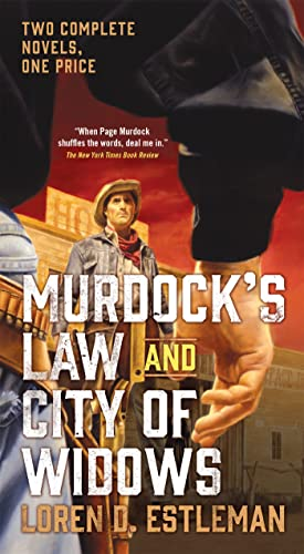 Murdock's Law and City of Widows (Page: Estleman, Loren D.