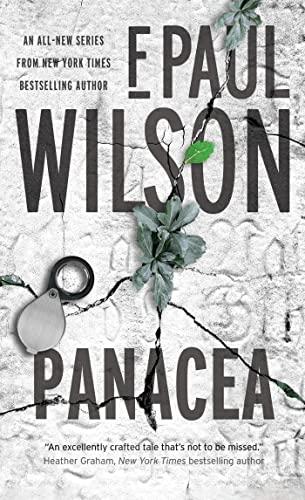 9780765385178: Panacea: A Novel (The ICE Sequence)