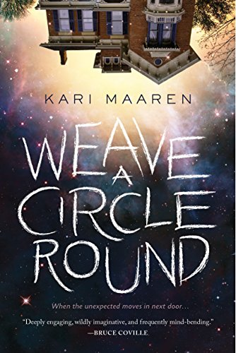 Book Cover: Weave a Circle Round: A Novel