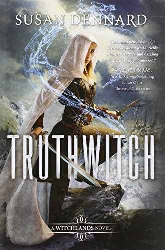 9780765390226: Truthwitch: A Witchland Novel