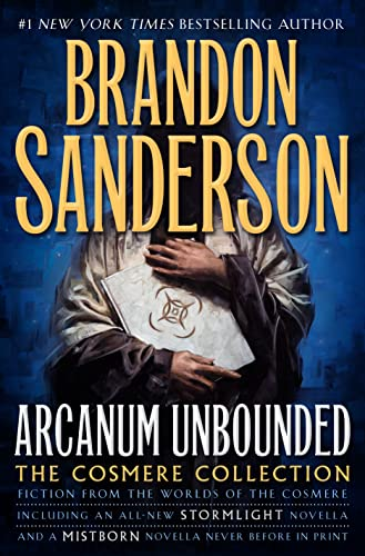 9780765391162: Arcanum Unbounded: The Cosmere Collection