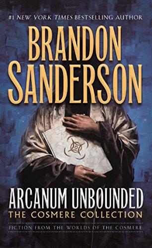 9780765391186: Arcanum Unbounded (International Edition)