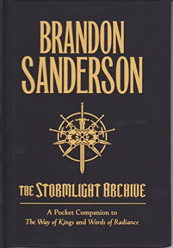 The Stormlight Archive: Brandon Sanderson