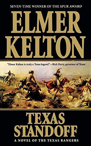 9780765391797: Texas Standoff: A Novel of the Texas Rangers