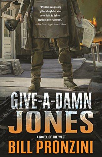 Book Cover: Give-a-Damn Jones