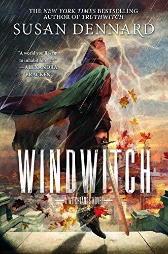 9780765395795: Windwitch