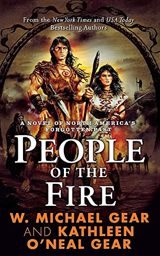 9780765398116: PEOPLE OF THE FIRE