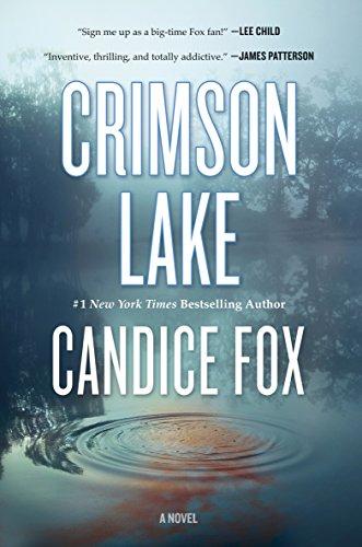 9780765398482: Crimson Lake: A Novel