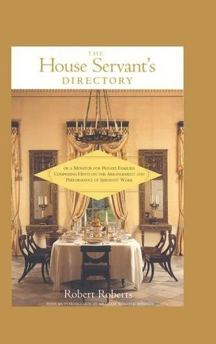 9780765601148: The House Servant's Directory