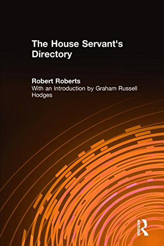 9780765601155: The House Servant's Directory