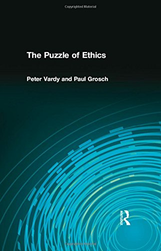 The Puzzle of Ethics: Vardy, Peter/ Grosch,