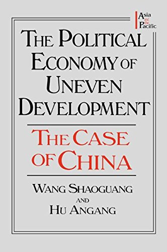 9780765602046: The Political Economy of Uneven Development: The Case of China (Asia & the Pacific (Paperback))