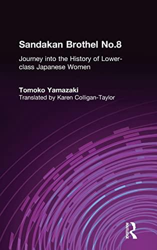 9780765603531: Sandakan Brothel No.8: Journey into the History of Lower-class Japanese Women