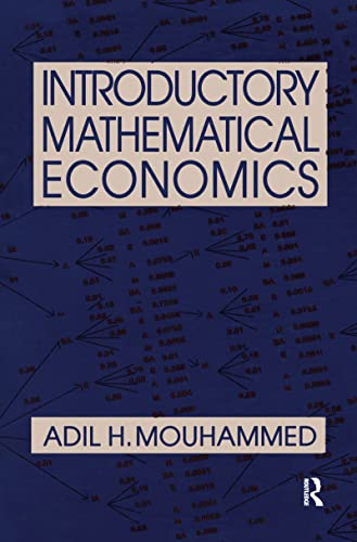Introductory Mathematical Economics: Mouhammed, Adil H.