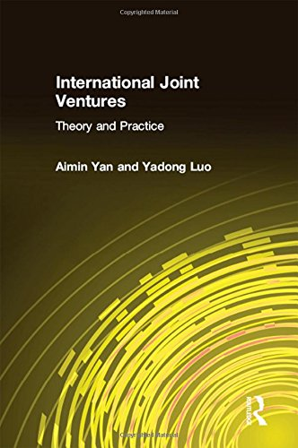 9780765604736: International Joint Ventures: Theory and Practice