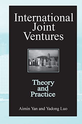 9780765604743: International Joint Ventures: Theory and Practice