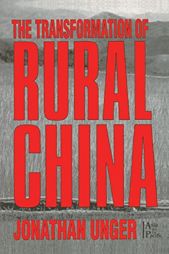 9780765605528: The Transformation of Rural China