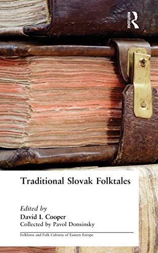 9780765607188: Traditional Slovak Folktales (Folklores and Folk Cultures of Eastern Europe)