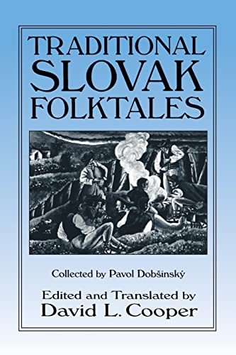 9780765607195: Traditional Slovak Folktales (Folklore and Folk Cultures of Eastern Europe)