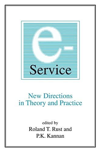 9780765608079: E-Service: New Directions in Theory and Practice