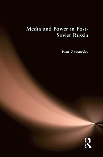 9780765608635: Media and Power in Post-Soviet Russia