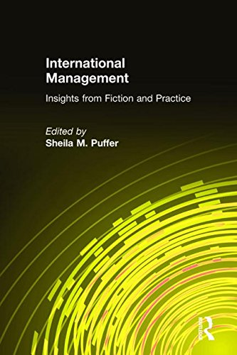 9780765609700: International Management: Insights from Fiction and Practice