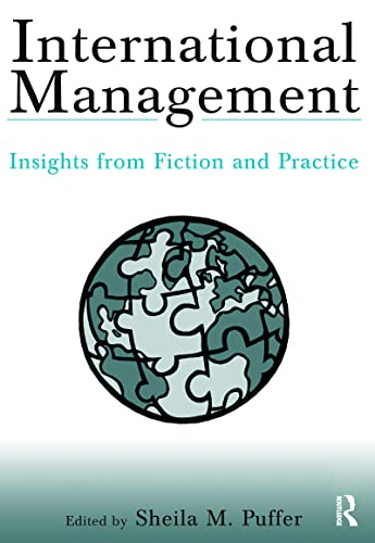 9780765609717: International Management: Insights from Fiction and Practice