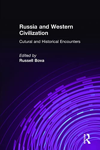9780765609762: Russia and Western Civilization: Cutural and Historical Encounters