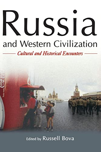 9780765609779: Russia and Western Civilization: Cutural and Historical Encounters