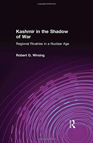 9780765610898: Kashmir in the Shadow of War: Regional Rivalries in a Nuclear Age