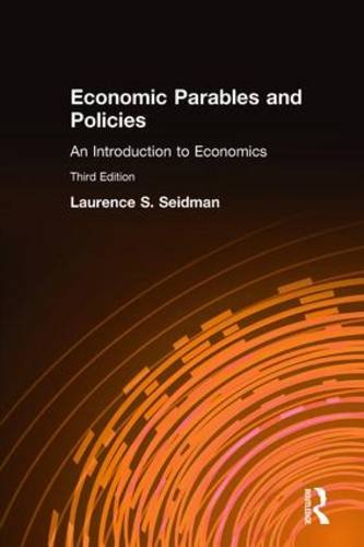 9780765611086: Economic Parables and Policies: An Introduction to Economics