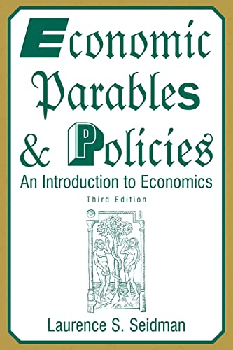 9780765611093: Economic Parables and Policies: An Introduction to Economics